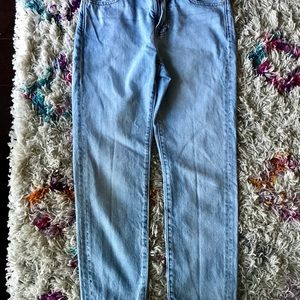Madewell Jeans - Madewell Perfect Vintage Jean in Fitzgerald Wash